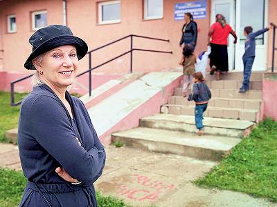 lupta pentru educatie a copiilor romi