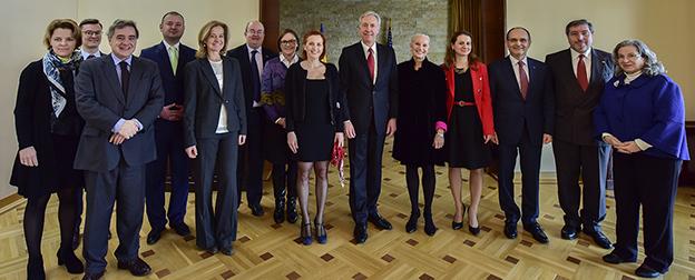 ambassadors meeting 2015
